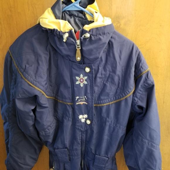Obermeyer Jackets & Blazers - Womans vintage obermeyer ski suit